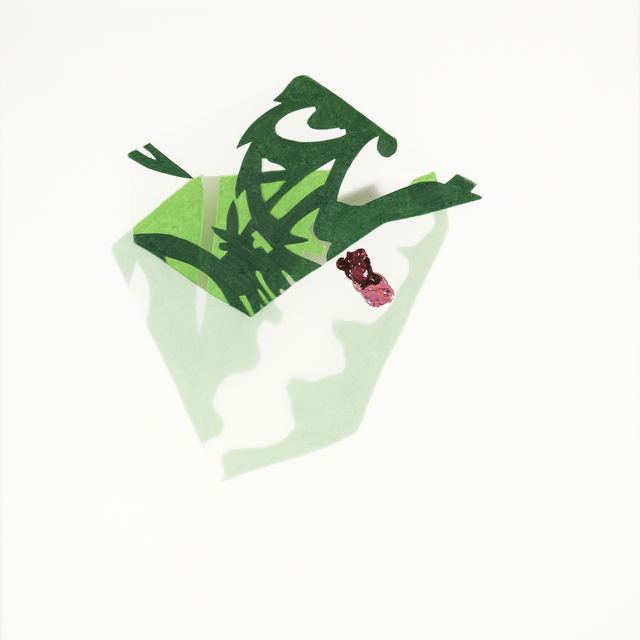 , 'Splicesidle 13,' 2016, Muriel Guépin Gallery