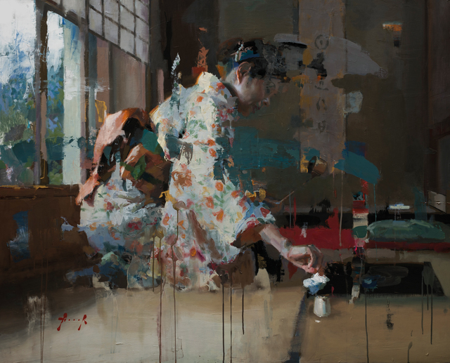 , 'Ocha,' 2018, Maddox Gallery