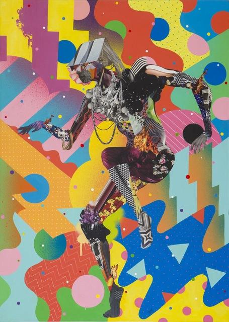 , 'Rumbling,' 2015, Mirus Gallery