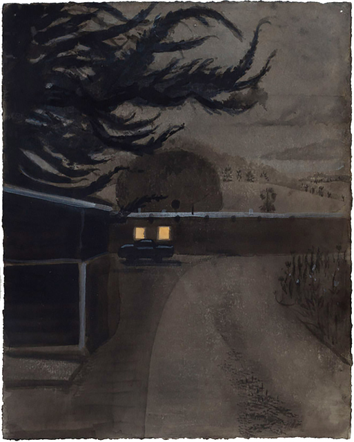 , 'Night Drawing 1,' , Gail Severn Gallery