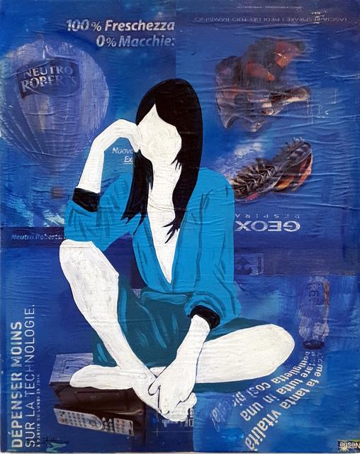 , 'Collage,' 2007, Contemporary Art Platform Kuwait
