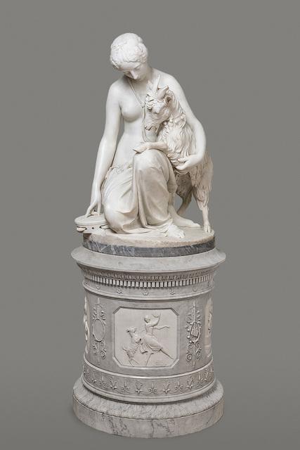 , 'Esmeralda,' 1856, The State Hermitage Museum
