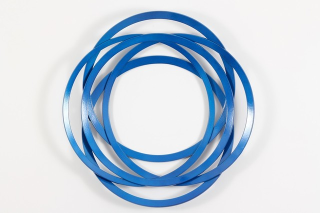 , 'Erratic Colour Candy Blue,' 2014, Oeno Gallery