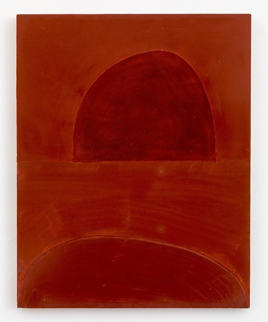 , 'embodiment of red, version 3,' 2007/2013, David Zwirner