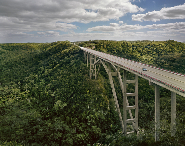Andrew Moore, 'Puente de Bacunayagua, Cuba', 2012, Alex Daniels - Reflex Amsterdam