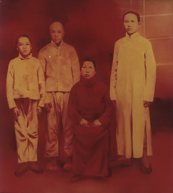 , 'Mao's Family ,' 2009, Yang Gallery