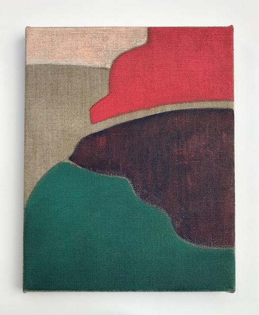 , 'Escape Escarpment,' 2018, Daniel Faria Gallery