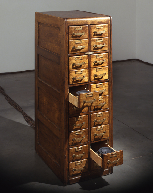Janet Cardiff & George Bures Miller, 'The Cabinet of Curiousness', 2010, ARoS Aarhus Art Museum