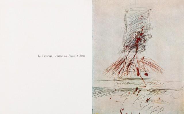 Cy Twombly, 'Giuliano dè Medici', 1962, Finarte