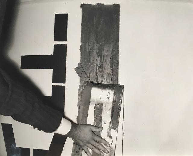 , 'Untitled, Evidence ,' 1977, Robert Mann Gallery