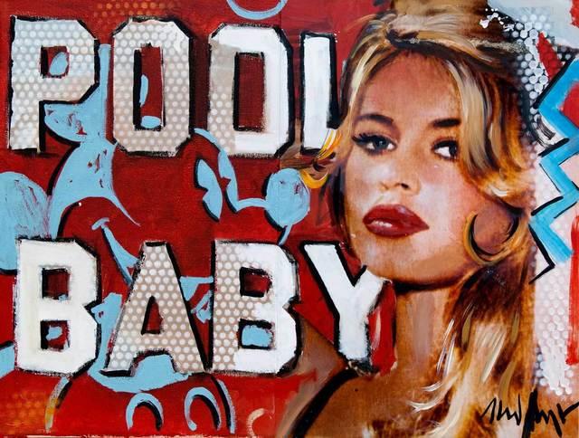 , 'Pool Baby,' 2009, Galerie Barbara von Stechow