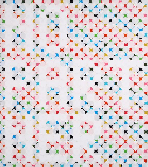 , 'dot.txt #8, (No Partner),' 2016, Gallery One
