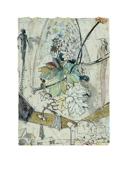 , 'Die Eisblumenzüchter XVI,' 2017, Galerie Commeter / Persiehl & Heine