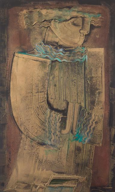 Orlando Agudelo Botero, 'Herencia 1', 1990, Queen Fine Arts