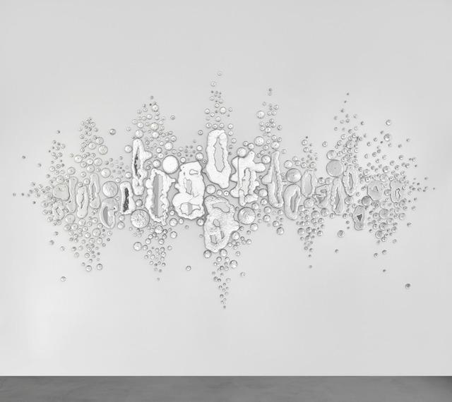 , 'Silver Horizon,' 2015, Galerie Mitterrand