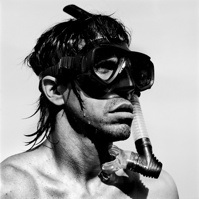, 'Anthony Kiedis,' 2003, CAMERA WORK