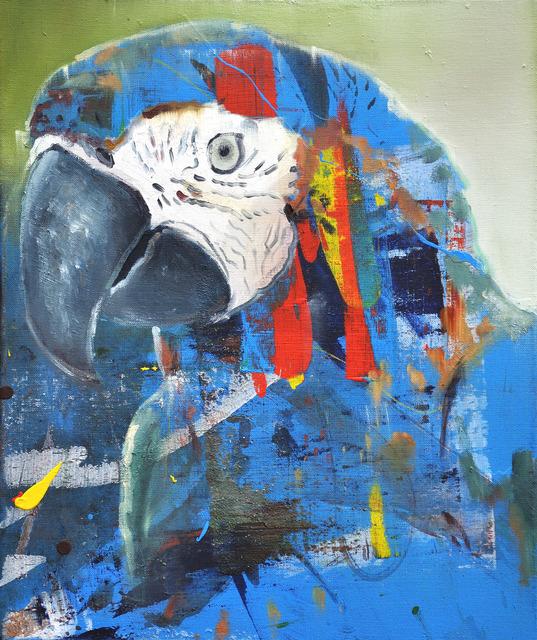 Jochen Pankrath, 'Abstrakte Philosophen XXX ', 2019, Galerie Barbara von Stechow