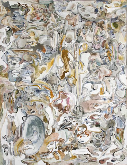 , 'Melocumenbes,' 2012, The Intuitive Machine