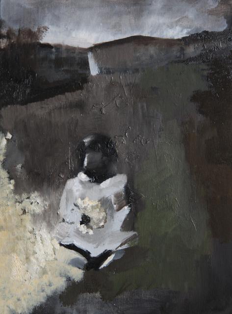 , 'Abandoned Zone - I,' 2014, Merkur