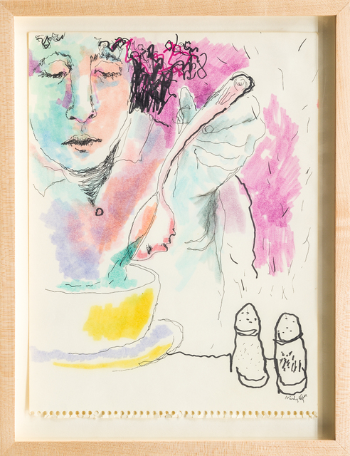 , 'Untitled (salt & pepper),' , Rosamund Felsen Gallery