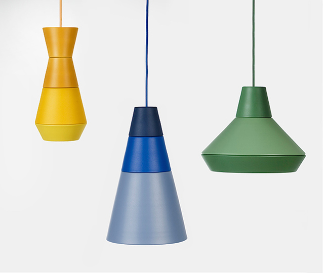 , 'ili-ili pendant light series,' 2010, Ikon Arts Foundation