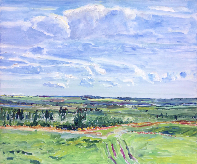 , 'Sandy Bay (OC-7-85),' 1985, Han Art
