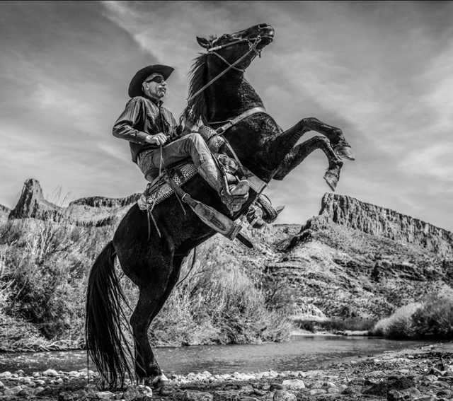 David Yarrow, 'Living Without Borders', 2020, Photography, Archival Pigment Print, Hilton Asmus