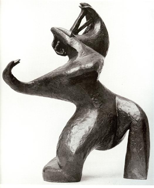 , 'La petite Musicienne,' 1937, Galerie Boulakia
