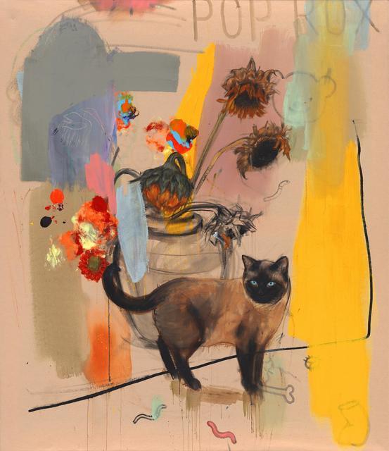 , 'Rusted Fleurs,' 2019, Jealous Gallery