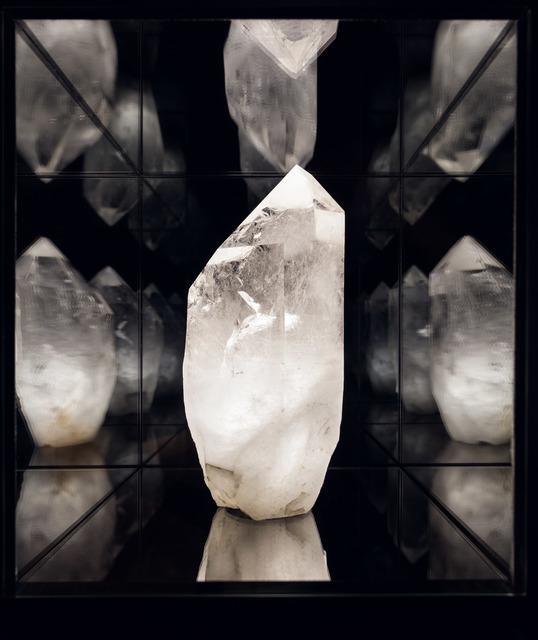 , 'Infinity Box,' 2015, PIETRA GALLERY