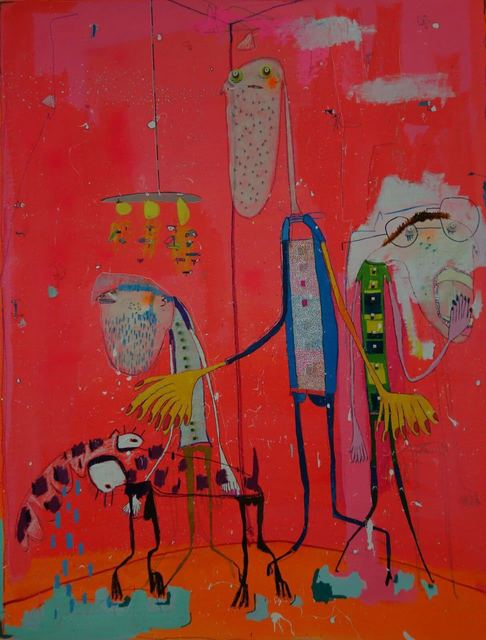 , 'En la Tarde,' 2017, Galeria Casa Cuadrada