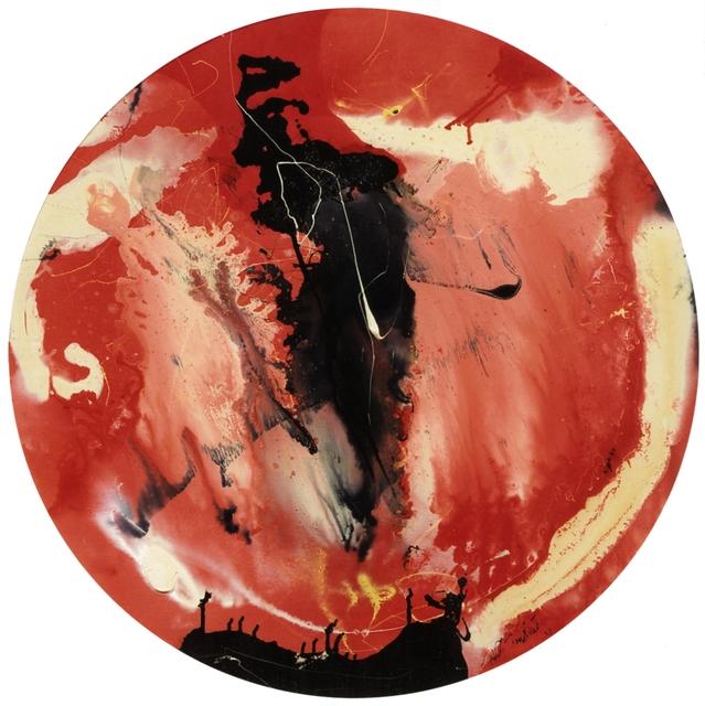 , 'Fire Hoop,' 1957, Open Art