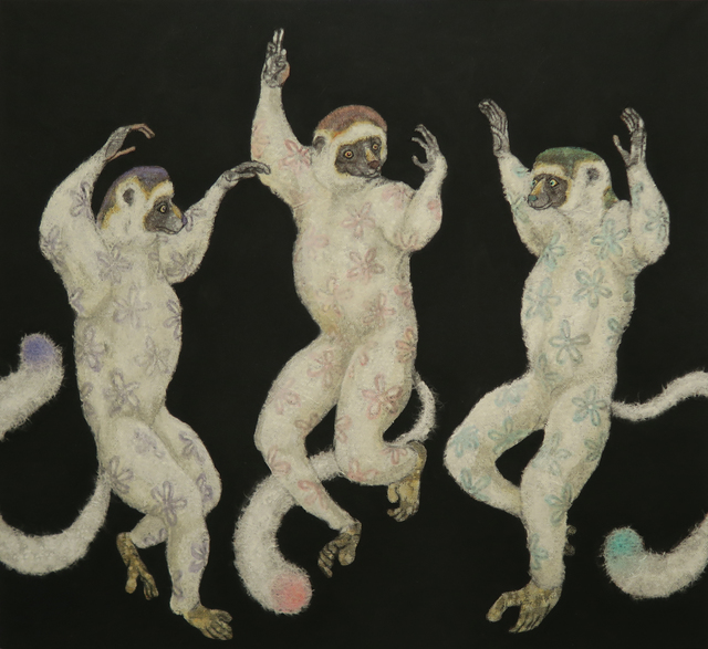 , 'Room203-Dancing monkeys-,' 2016, Rich Art