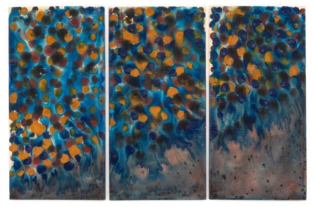 Kenneth Victor Young, 'Triptych Miles Davis', 1972, Edward Tyler Nahem Fine Art LLC