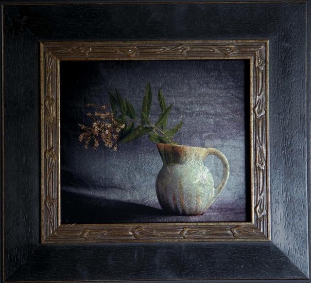 , 'Blue Jug,' 2014-2015, Catherine Edelman Gallery