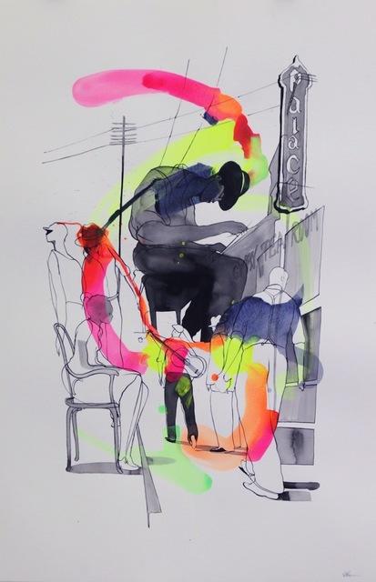 , 'Deep Ellum,' 2017, Die Kunstagentin