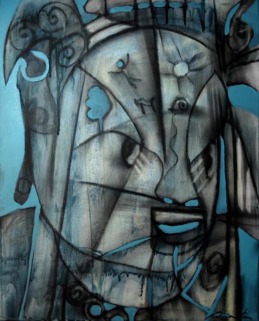 , 'Stern,' 2015, Art Acacia