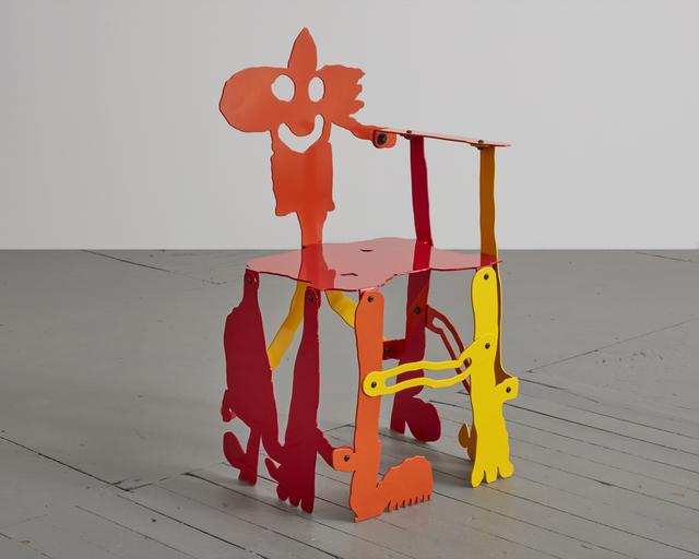"""Serban Ionescu, '""""PG"""" sculptural chair', 2019, R & Company"""