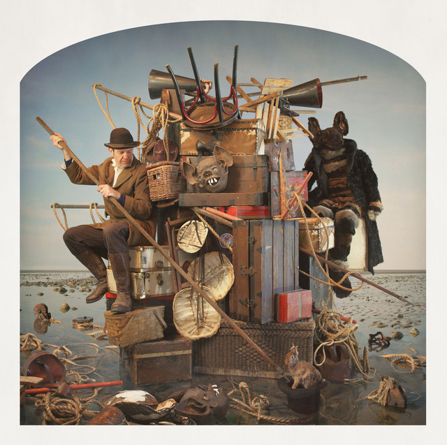 , 'A Ship of Fools,' 2014, Yancey Richardson Gallery