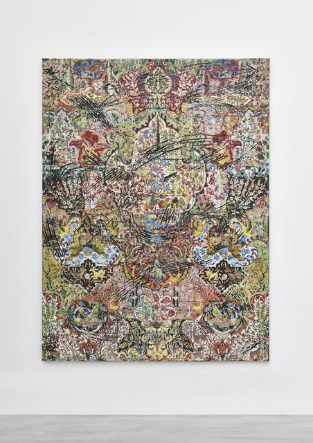 , 'Tapis,' 2015, Galerie Christophe Gaillard