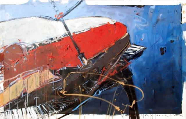 , 'Omnibus,' 2010-2017, Eisenhauer Gallery