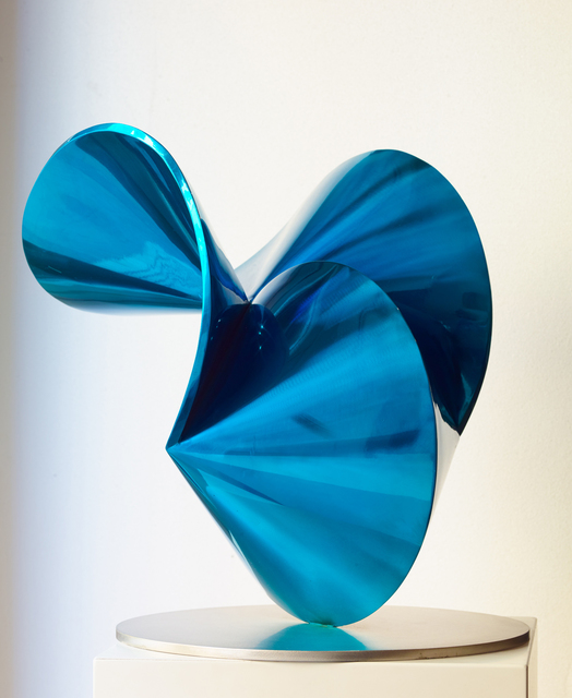 , 'Point Blue Bird,' 2008, Kalman Maklary Fine Arts