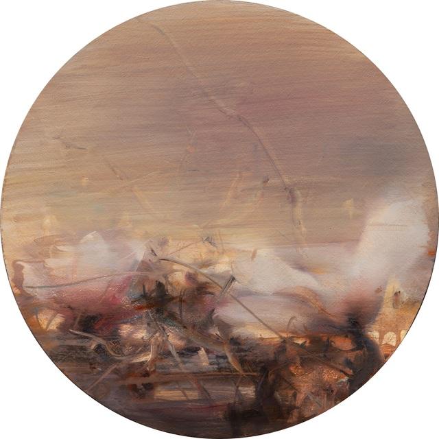 , 'No. 8,' 2015, Hwas Gallery
