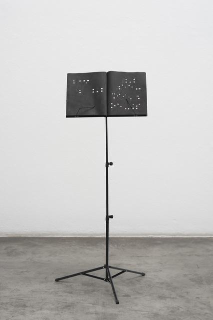 , 'Pausas de Bach 12,' 2014-2015, Galería Vermelho