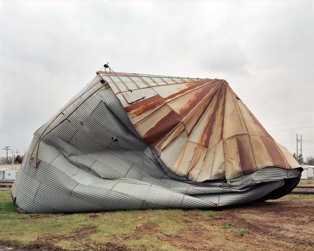 , 'Smashed Silo, Electra, Texas,' 2005, Benrubi Gallery