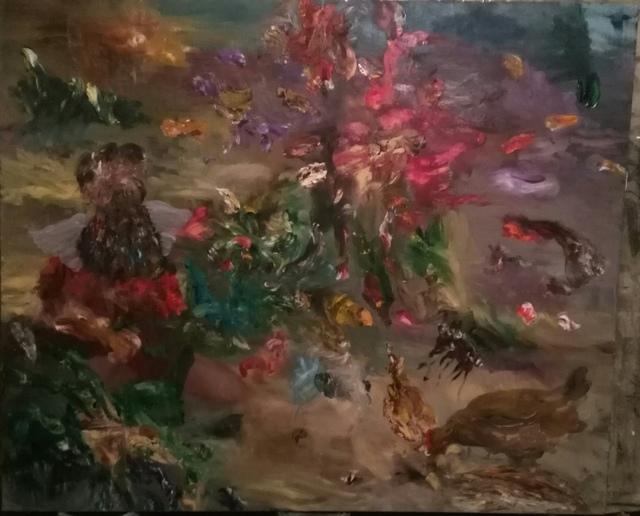 , 'Beach,' 2017, Drina Gallery