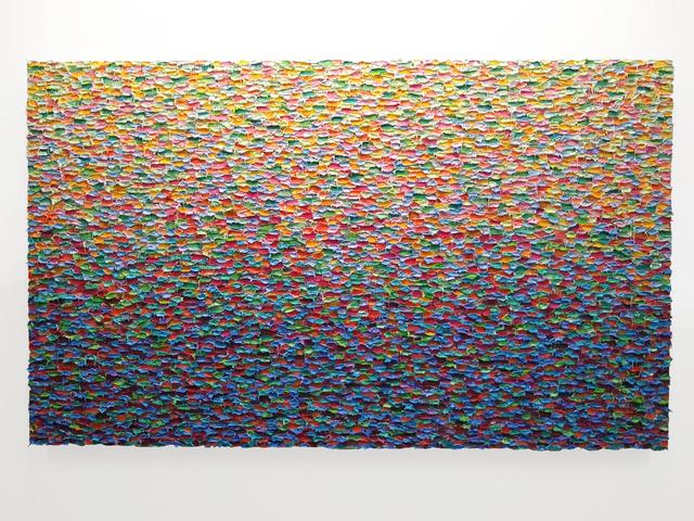 , '11,836,' 2020, Cris Worley Fine Arts