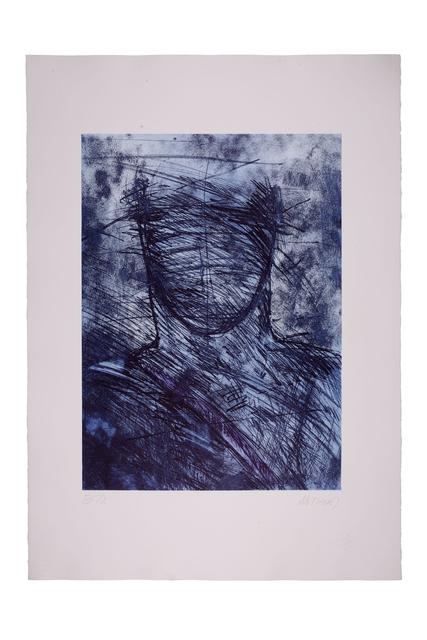 , 'Cacciatore Blu,' 2001, Contini Art UK
