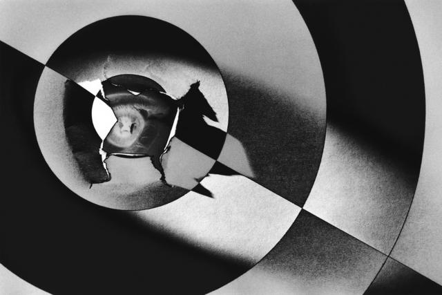 , 'Spiral Eye,' 2015, HARPY