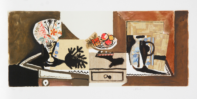 Pablo Picasso, 'Nature Morte, 1928', 1979-1982, Print, Lithograph on Arches paper, RoGallery